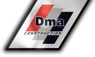 Logo - DMA Construction